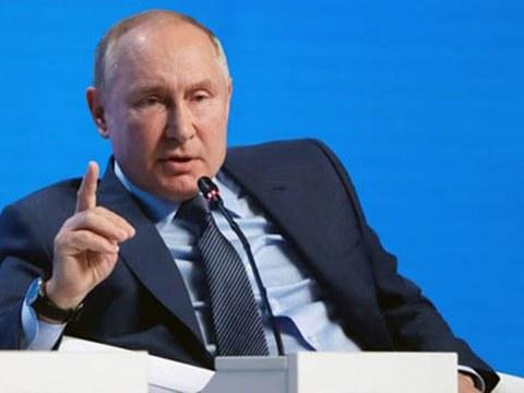 普京說:中國不需動武可達統一。