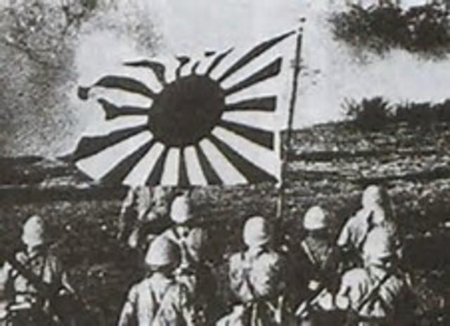日本关东军独断独行,1931年9月18日发动九一八事变,侵入中国东北画面。(Timetoast)