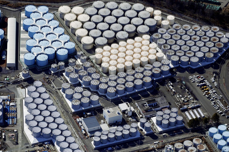 福岛核电站现有设备能否有效滤除放射性核种,引发外界关注。(路透社)