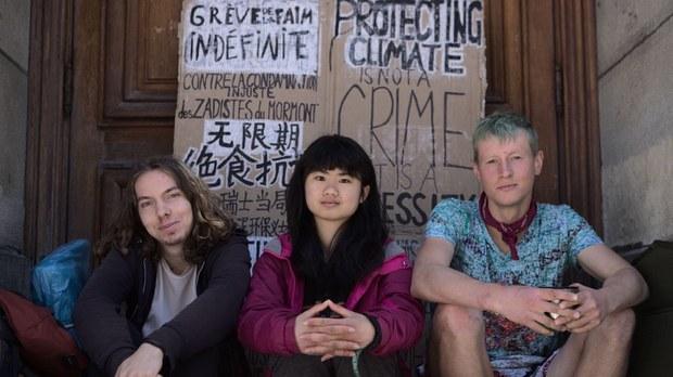 专栏 | 绿色情报员:中国气候少女出走欧洲 你们好大胆