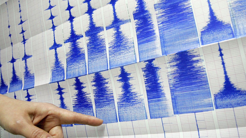 專家研究發現,冬末初春的乾季,臺灣西部地震活動有增高趨勢。(路透社)