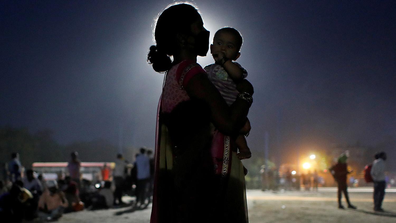 亞太地區是PM2.5污染的重災區,印度新德里連續3年蟬聯全球榜首。(路透社)
