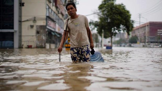 专栏 | 绿色情报员:洪灾过后(上)大水缸里的魔鬼细节