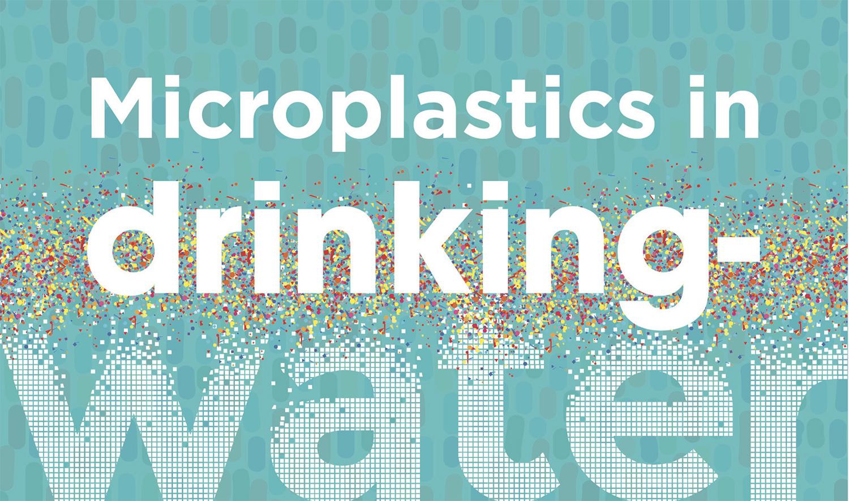 世界卫生组织最近发表《饮用水中的微塑料》分析报告。(翻摄官网)