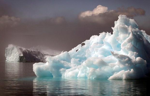 专栏   绿色情报员:北极融冰吹哨(上)气候变迁诅咒浮现