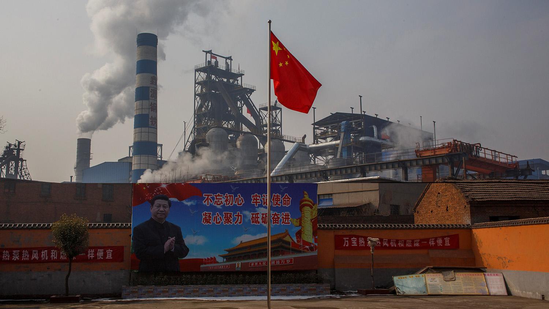 10月底,中国五中全会通过十四五规划建议,初步框架嗅不到习近平提出的碳中和决心。(路透社)