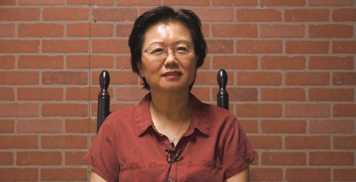 原中國民營企業家、光傳媒網站創辦人王瑞琴。(Public Domain)