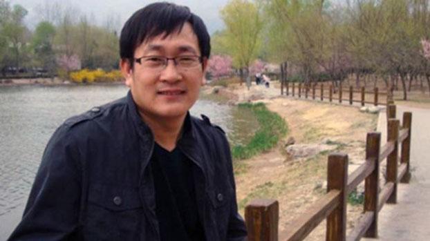 中国维权律师王全璋。(独立中文笔会)