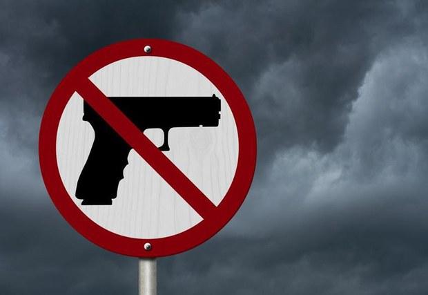 美国对于禁枪问题存在争议。(public domain)