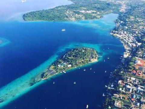 南太平洋上岛国瓦努阿图