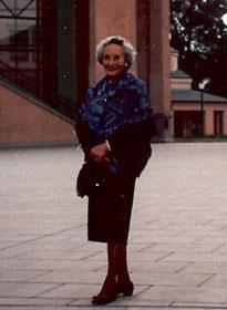 图片:1994年春节摄于舊金山南灣PaloAlto 帕洛阿托(斯坦福大學)。(张伟国摄)