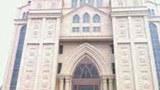 三江教堂主堂(记者张敏提供)