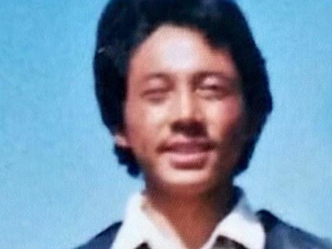 已逝的西藏抗议者贡却津巴。