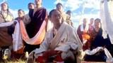 崗吉·珠巴嘉Gangkye Drubpa Kyab於2016年被釋放時收到歡迎。