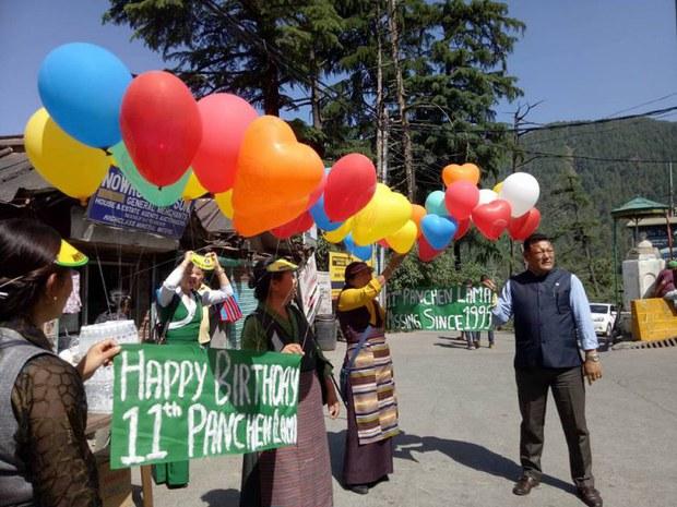 專欄   西藏縱覽:拉達克藏人慶祝 西藏班禪喇嘛誕辰