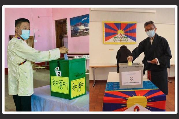 专栏   西藏纵览:美台祝贺边巴·次仁当选司政,大昭寺限时参拜
