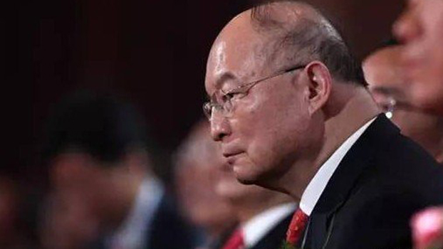 原国家开发银行董事长兼党委书记陈元。(Public Domain)