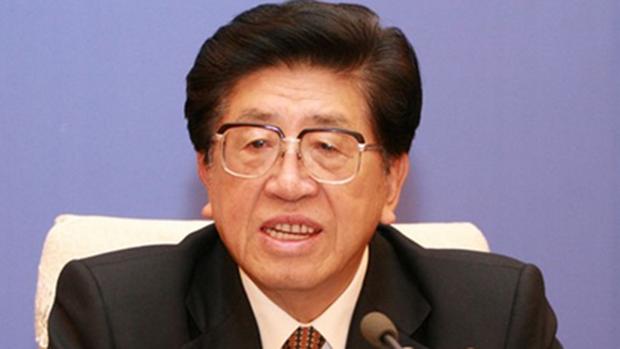 前最高检察长韩杼滨。(Public Domain)