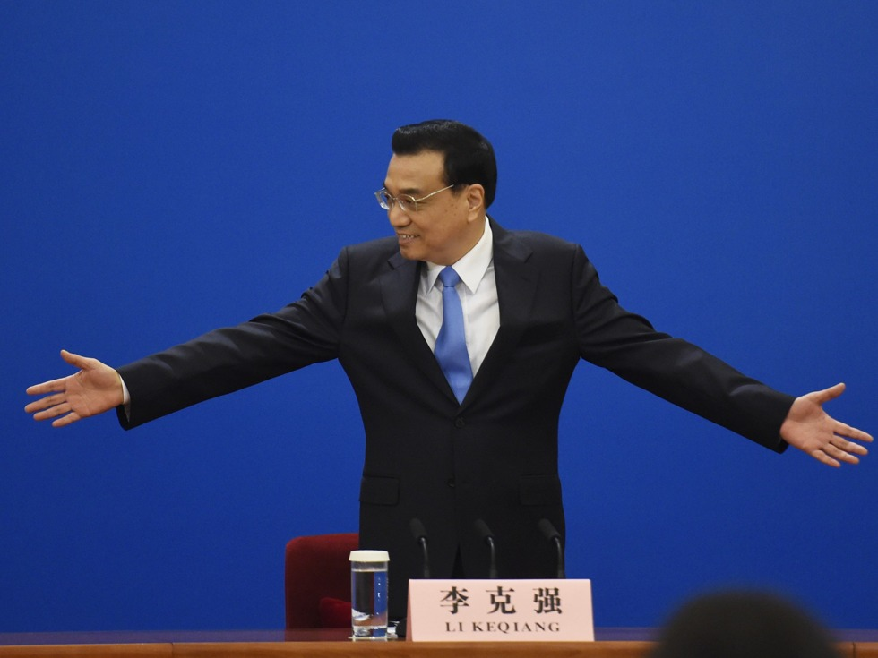 李克强(AFP)