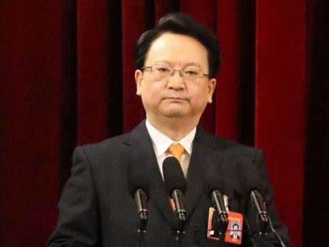吉林省委书记景俊海。