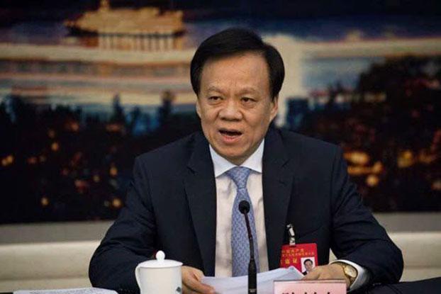 中共重庆市委书记陈敏尔(美联社)