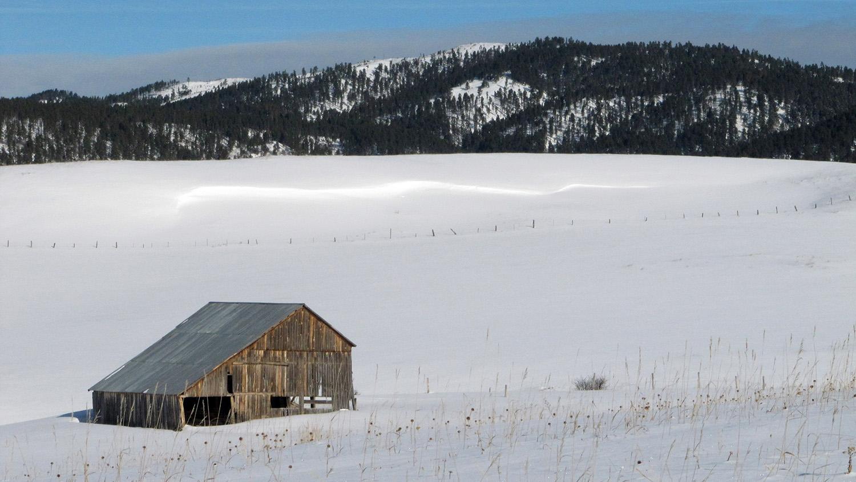 美国怀俄明州北部的一个山脉探明含有稀土金属。(美联社)