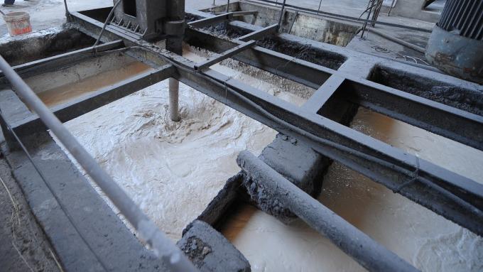 """中国稀土矿的储量在世界简直""""一骑绝尘"""",根据数据统计,全球稀土总储量约为1.26亿吨,其中44%来自中国。(AFP)"""