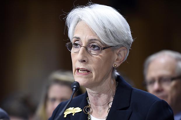 美国副国务卿谢尔曼(Wendy Sherman)(美联社图片)