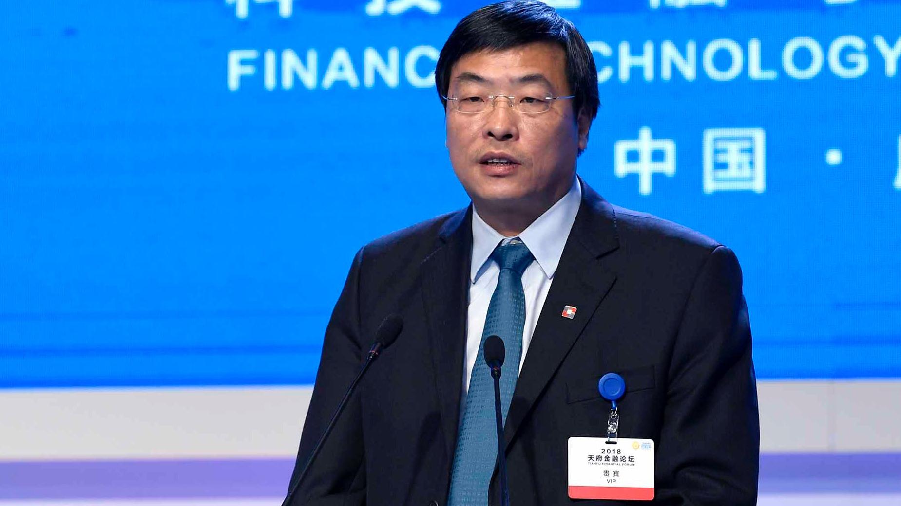国家开发银行原评审二局资深专家张林武。(Public Domain)