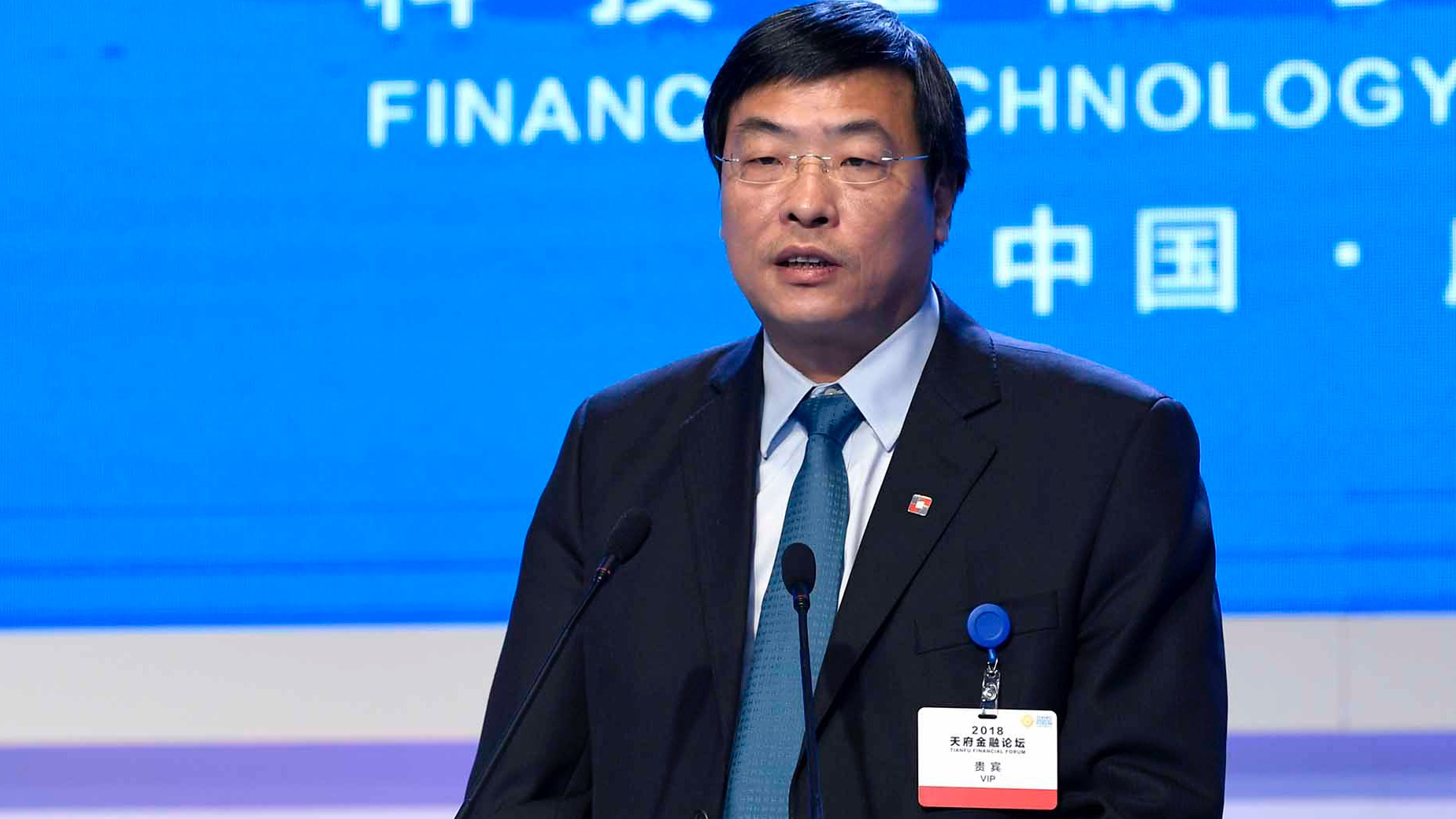 國家開發銀行原評審二局資深專家張林武。(Public Domain)
