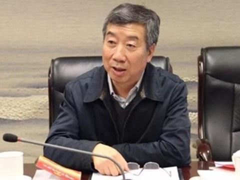 前国开行总行运行总监章茂龙。