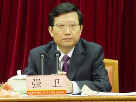 前江西省委书记强卫。(Public Domain)