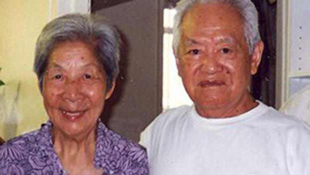 司马璐与戈扬(左)。(本台资料照片)