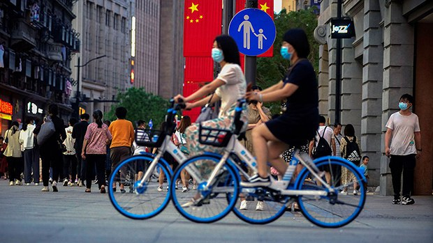 中國國務院第七次全國人口普查領導小組公佈最新人口普查數據,中國總人口量超過14億人,15至59歲人口雖然佔總人口達63%。