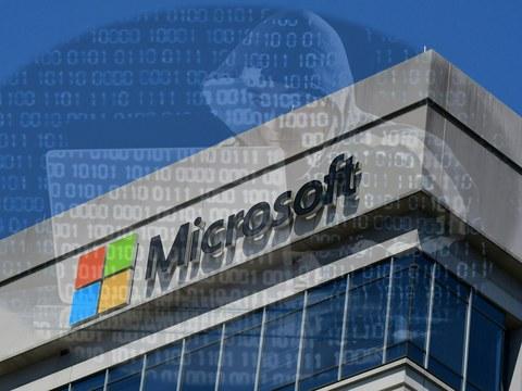 རྒྱ་ནག་གཞུང་གིས་(Microsoft)་དྲ་རྒྱའི་ཐོག་གསང་འཛུལ་བྱས་པ།