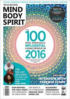 ཝཌ་ཀིན་ལུས་སེམས་སྲོག་ (Watkins Mind Body Spirit magazine)ཅེས་པའི་དུས་དེབ། ༢༠༡༦