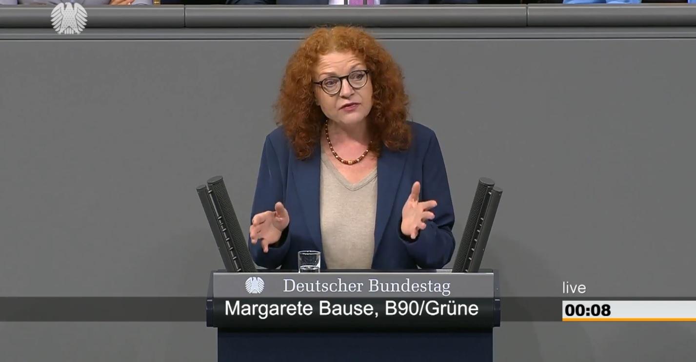 Margarete Bause Zitat