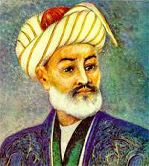 Büyük Uyghur sha'iri elishir nawa'i tewellutining 580 yilliqida