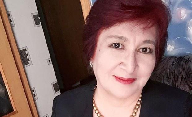 Yazghuchi we zhurnalist gülbehrem xoshayéwa