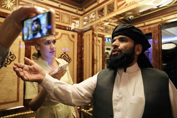 Talibanlar béyjing bilen munasiwet qurushta Uyghurlarni desmaye qilamdu?