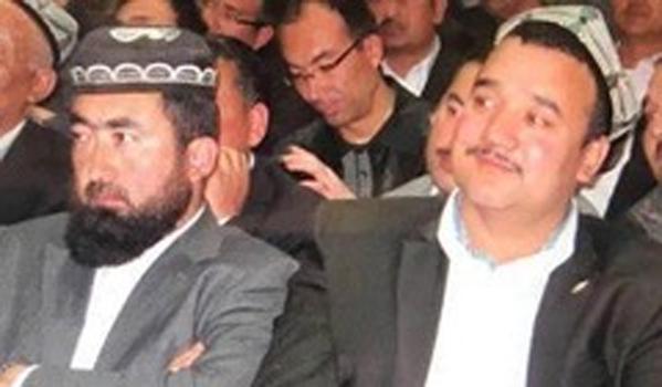 Xotende tonulghan ghulam moydin damollam(ongda) we memtimin damollam. 2013-Yili.