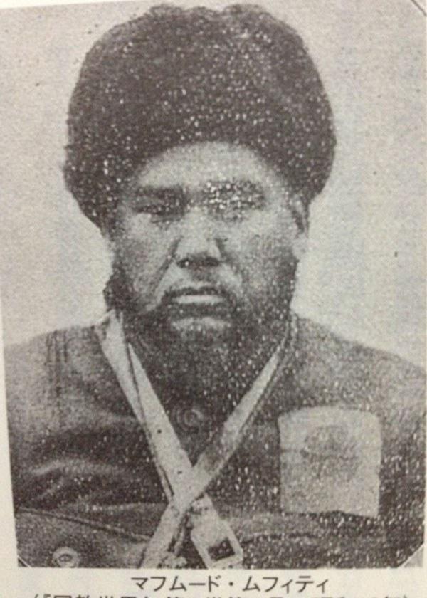 Uyghur tarixida waba we mehmut mohiti