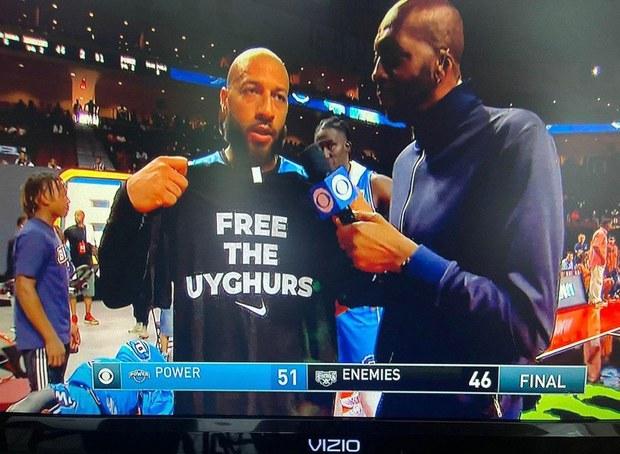 NBA Ниң сабиқ васкетбол маһири ройис вайит: