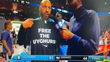 NBA نىڭ سابىق ۋاسكېتبول ماھىرى رويىس ۋايىت: «ئۇيغۇرلارغا ئەركىنلىك»