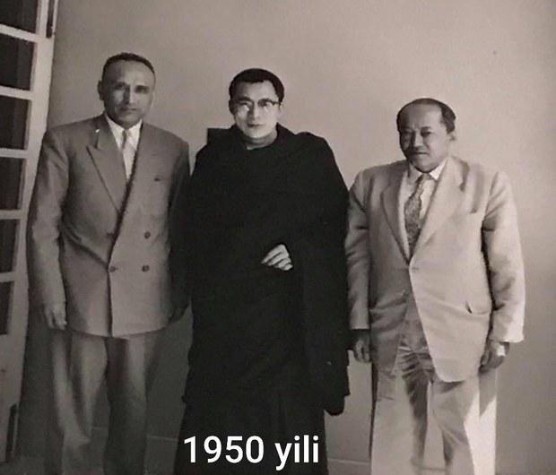 Ömrini sherqiy türkistan dewasigha atighan shexs eysa ependining hayat sepiri