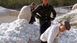 Уйғурлар дияридики пахта амбарлириниң бири, 1999-йили