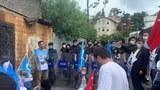 Истанбулдики хитай консули алдида давамлишиватқан