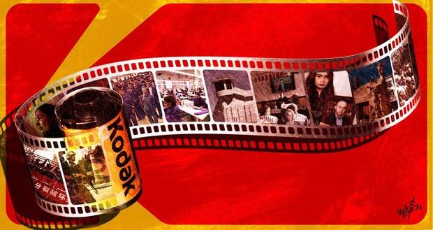 Kodak shirkitining Uyghur élige a'it resimlerni öchürüshi we kechürüm sorishi zor tenqidke uchridi