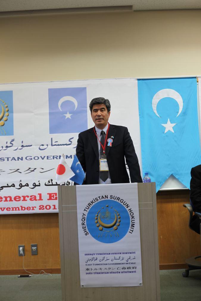 Exmetjan osman ependi siyaset meydanida