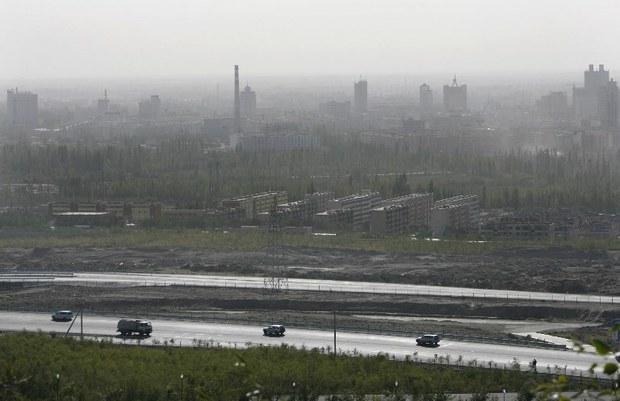 uyghurda-hawa-bulghinish-korla.jpg